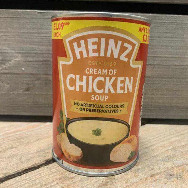 Heinz- Cream of Chicken Soup 400g