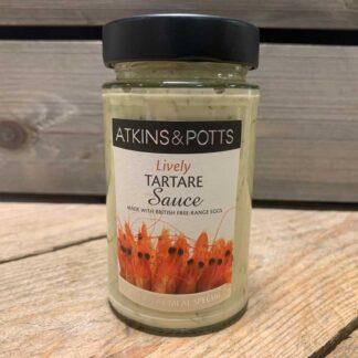 Atkins & Potts Tartare Sauce 210g