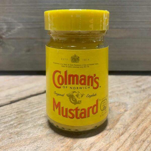 Colman's Mustard English