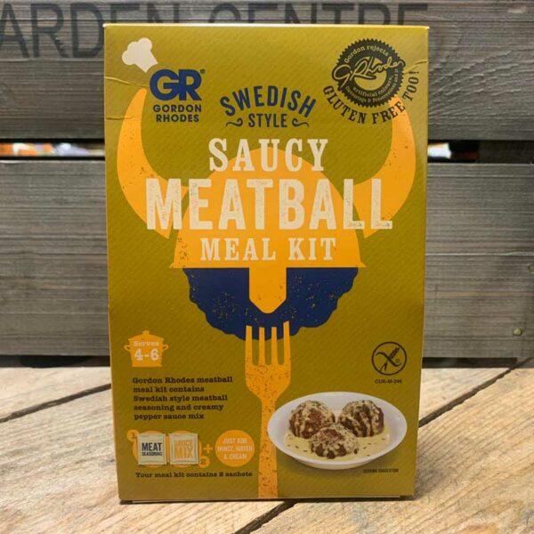 Gordon Rhodes Gluten Free Swedish Meatball Mix 92.5g