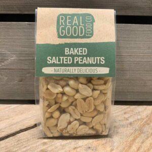 Baked Salted Peanuts