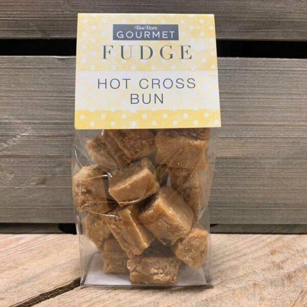 Bob Bons Gourmet Hot Cross Bun Fudge