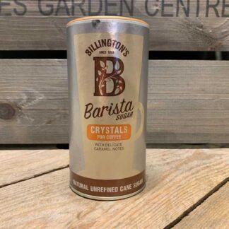 Billingtons Barista - Sugar Crystals for Coffee