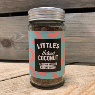 Littles Coffee - Island Coconut Flavoured