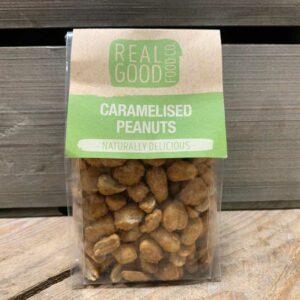 Caramilised Peanuts