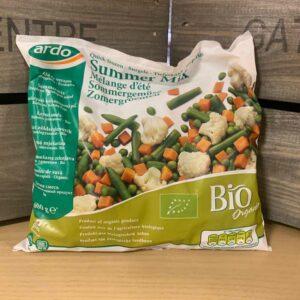 Bio Inside- Summer Vegetable Mix - 600g