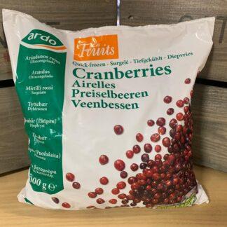 Ardo- Cranberries 1kg