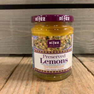 Al Fez- Preserved Lemons 140g