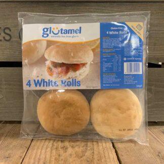 Glutamel GF Part Baked Roll 300g