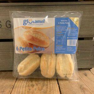 Glutamel GF Part Baked Petit Pains 300g