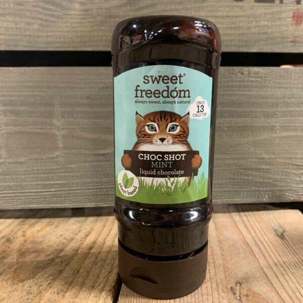 Sweet Freedom Choc Shot Mint 320g