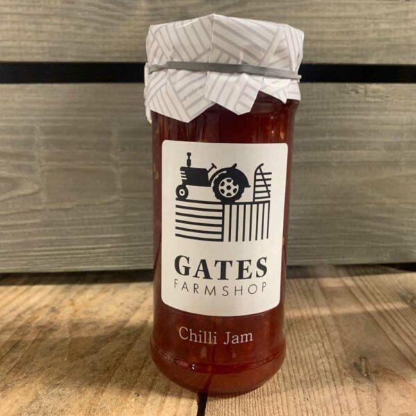 Gates Chilli Jam 340g