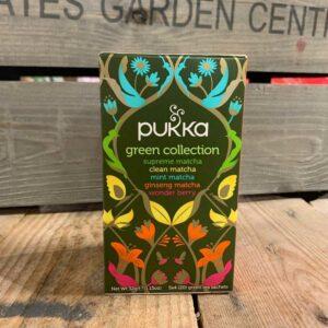 Pukka Green Tea Collection 20s