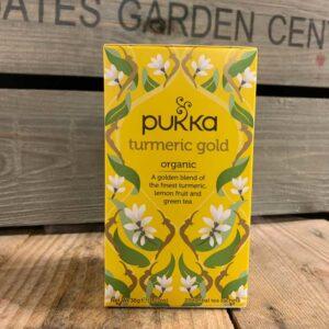 Pukka Turmeric Gold 20s