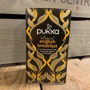 Pukka Elegant English Breakfast 20s