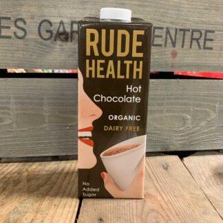 Rude Health Organic Hot Chocolate - 1L