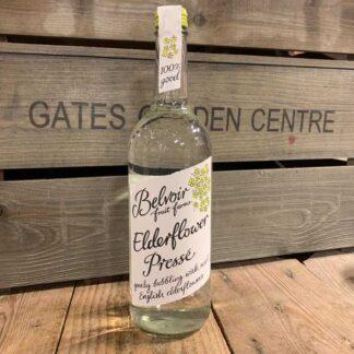 Belvoir Organic Elderflower Presse 750ml