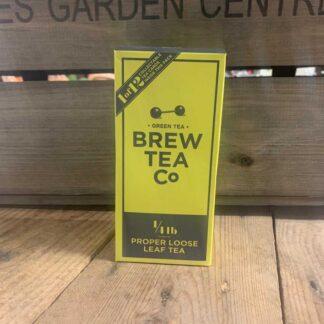 Brew Tea Co - Green Tea - 1/4 Loose Leaf Tea - 113g