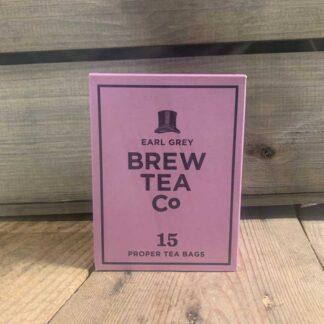 Brew Tea Co - Earl Grey Tea - 15 bags