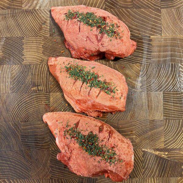 Tandori Part Boned Chicken breast
