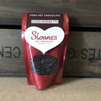 Sloane's Cocoa Intense 77% 150g
