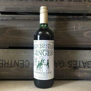 Original Drinks Rochester Ginger Light (low sugar) 725ml