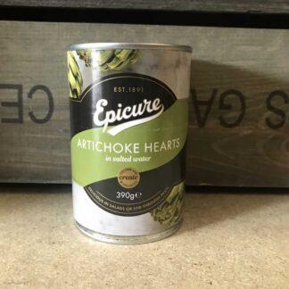Epicure - Artichoke Hearts 390g