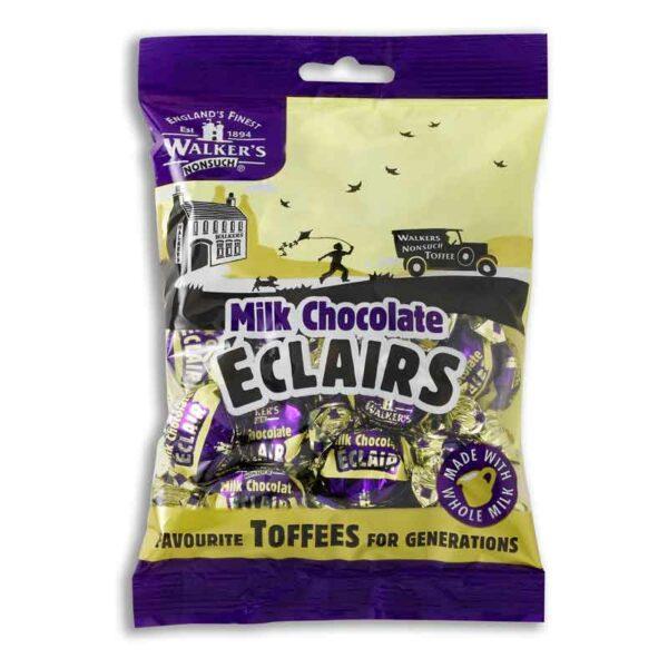 Walkers Nonsuch Milk Chocolate Eclairs (150g)
