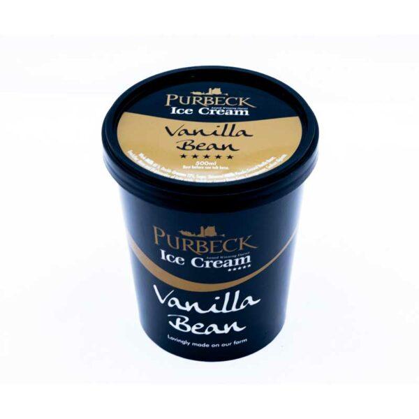 Purbecks Vanilla Bean Ice Cream