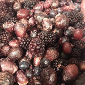 Frozen Cherry Berry Delicious