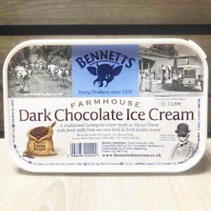 Bennetts Dark Chocolate (1 Litre)