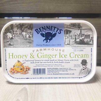 Bennetts Honey & Ginger (1 Litre)