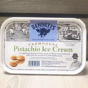 Bennetts Pistacchio (1 Litre)