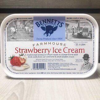 Bennetts Strawberry (1 Litre)
