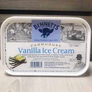Bennetts Vanilla (1 Litre)