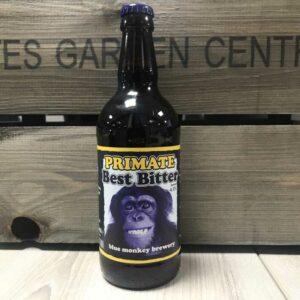 Blue Monkey Primate Best Bitter (50cl)