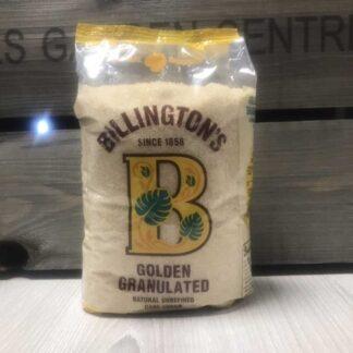 billington golden granulated