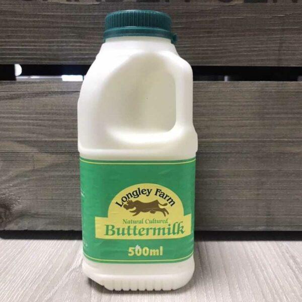 Longley Farm Buttermilk (500ml)