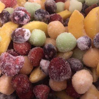 Frozen Scottish Raspberry Punnet (300g)