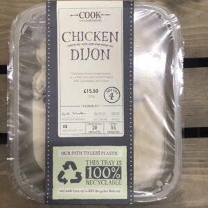 COOK Chicken Dijon