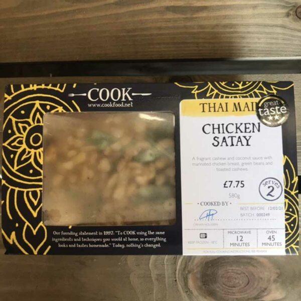 COOK Chicken Satay