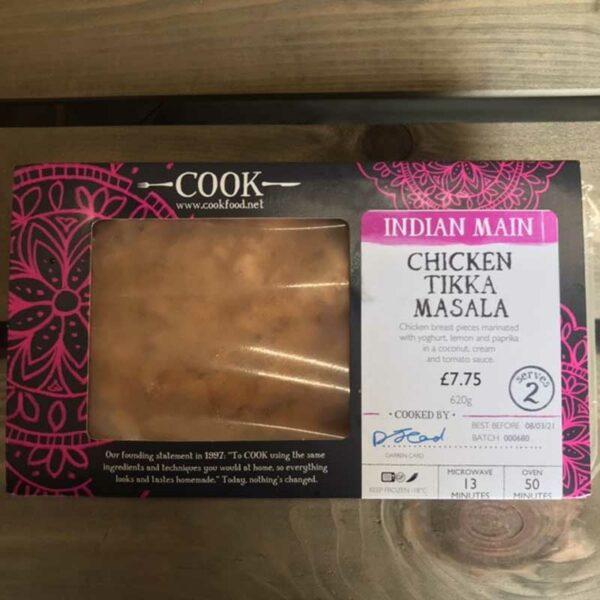 COOK Chicken Tikka Masala