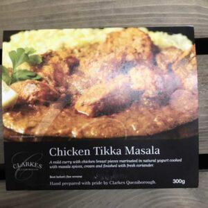 Clarkes Queniborough Chicken Tikka Masala (300g)