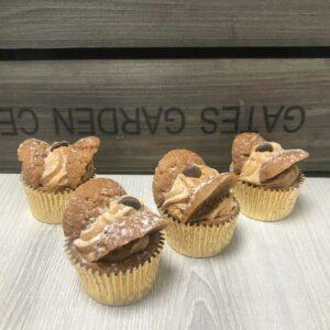 Pocklingtons Coffee Fairy Cakes
