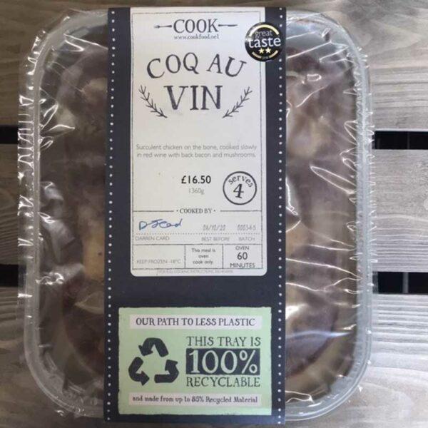 COOK Coq Au Vin