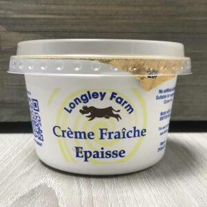Longley Farm Crème Fraiche (200g)