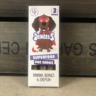 Denzel's Superfood Dog Chews 55g
