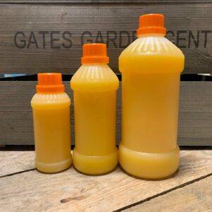 Freshly Squeezed Orange Juice Bottles