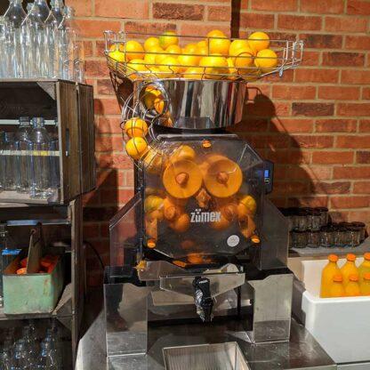 Fresh Orange Juice Machine
