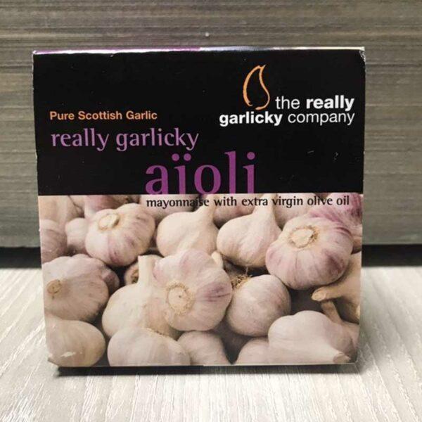Really Garlicky Co Really Garlicky Aioli (200g)